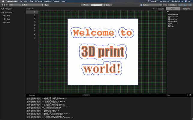 Trimplot MakeV3.0.0 Mac版