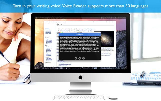 Voice ReaderV1.3 Mac版