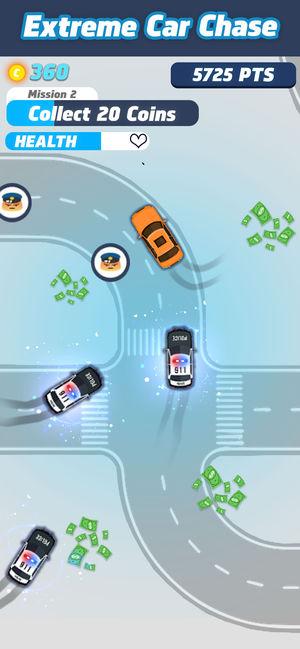 警察与汽车逃生V1.0 苹果版