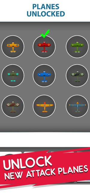 飞机终极导弹战争V1.1 苹果版