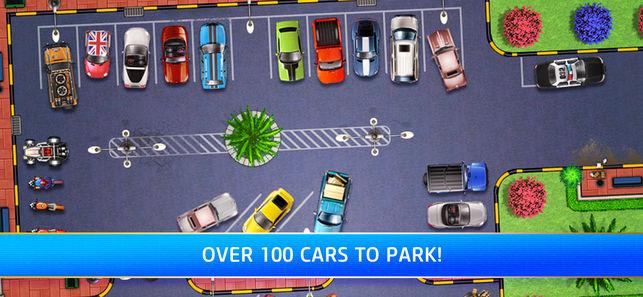 疯狂停车场(Parking Mania)V1.0 苹果版