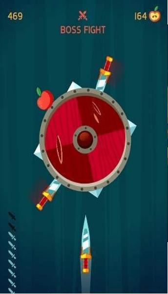 飞刀无限射击V1.1 安卓版