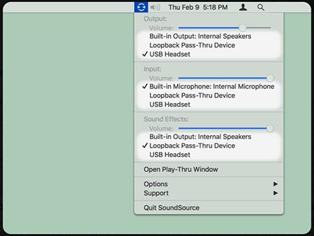 SoundSourceVV4.0.2 Mac版
