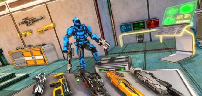反恐机器人射击V1.0 安卓版