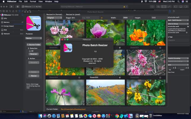 PBResizerV1.0 Mac版
