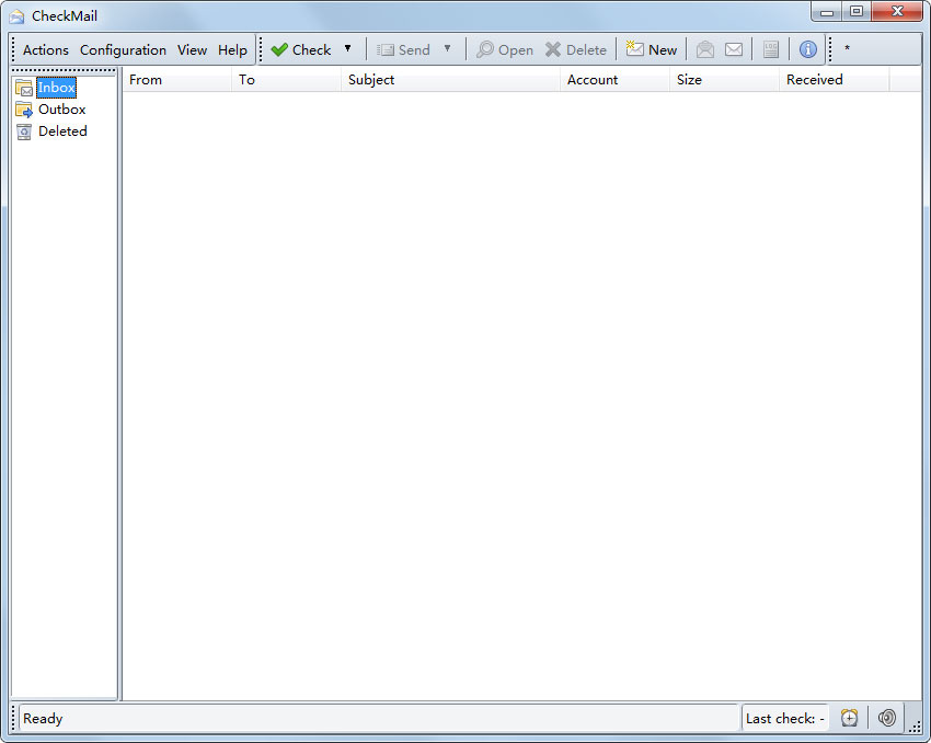 CheckMail(邮件检查软件)V5.20.0 免费版