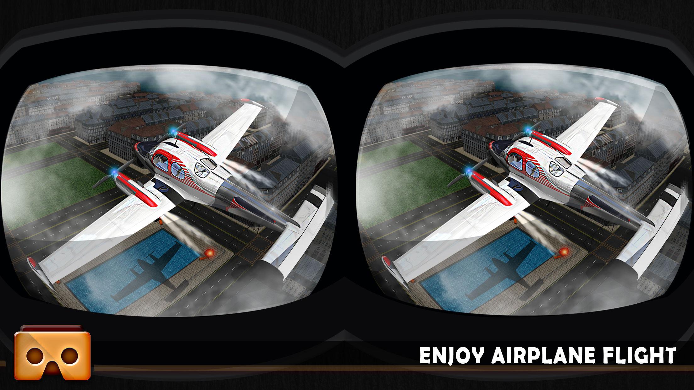 VR飞机模拟飞行V1.1 苹果版截图5
