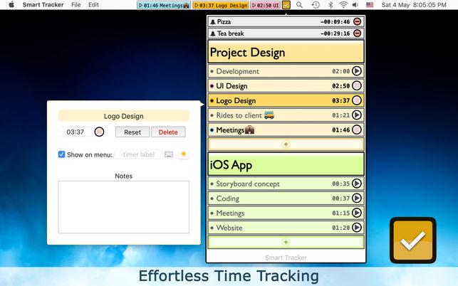 Smart TrackerV1.0 Mac版