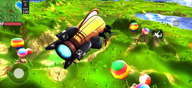 和平堡垒:精英吃鸡战场V4.0 苹果版