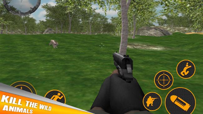 野生动物狙击手V1.0 苹果版