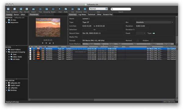 CatDV ProV13.0.2 Mac版