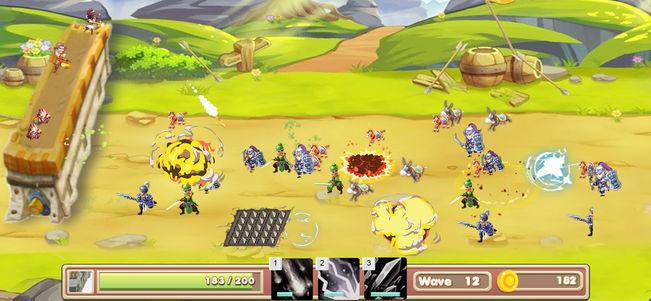 守城之战V1.0 苹果版