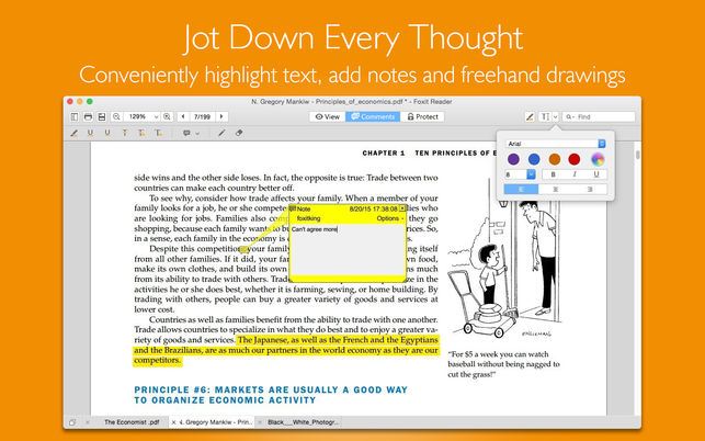 福昕PDF阅读器V2.4.1 Mac版