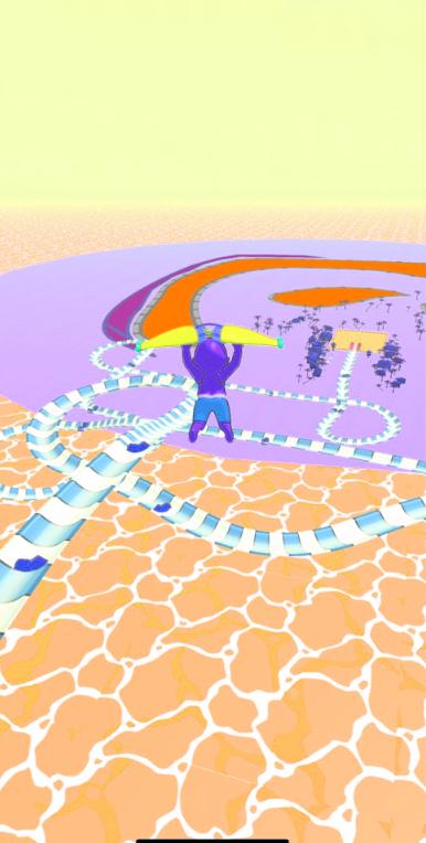抖音水上乐园滑行大赛(Aquapark Slide.io)V1.0.2 安卓版