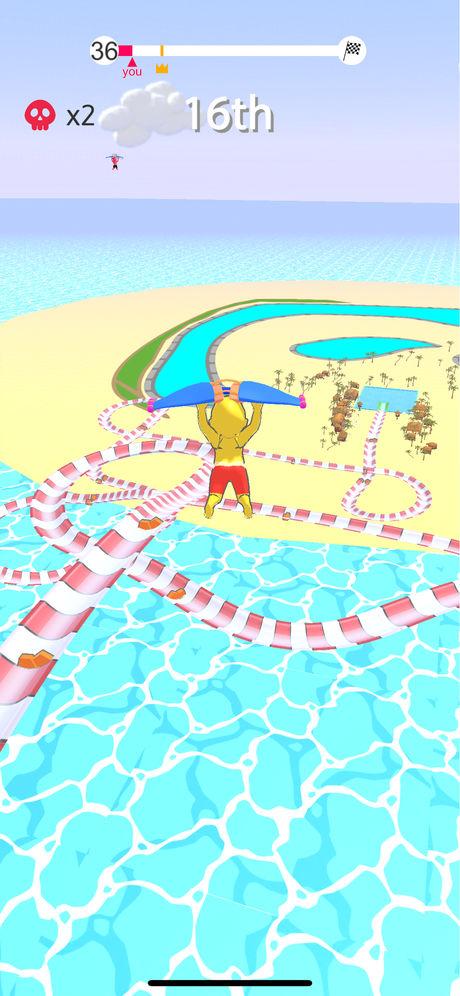 水上滑行大作战(aquapark.io)V1.0.2 安卓版