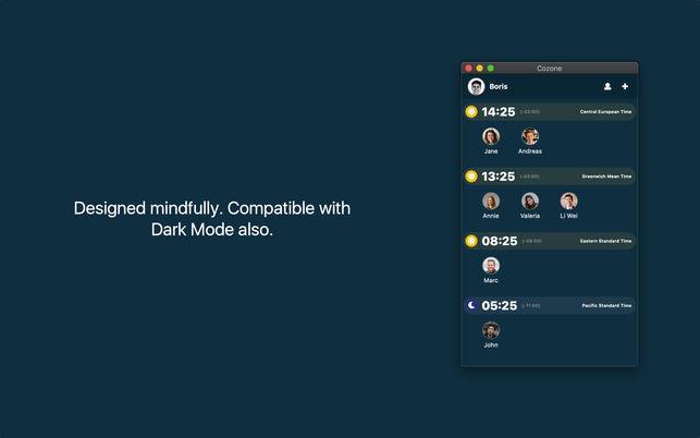 CozoneV1.0 Mac版