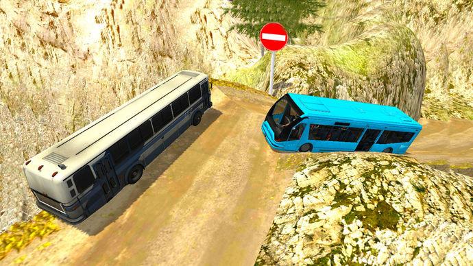 越野公交车驾驶模拟V1.10 苹果版