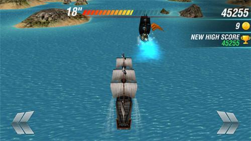 狂野梦幻海洋舰队赛车V1.6.0 安卓版