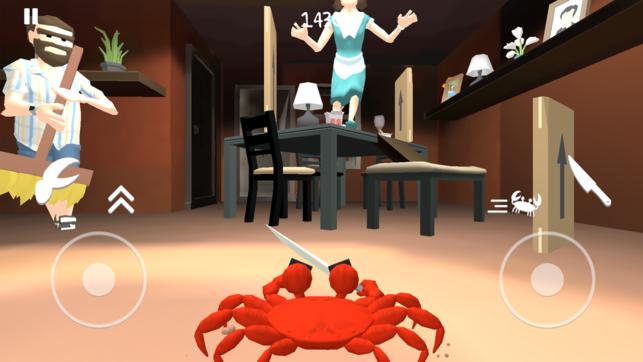 刀与肉螃蟹模拟器V1.0 苹果版