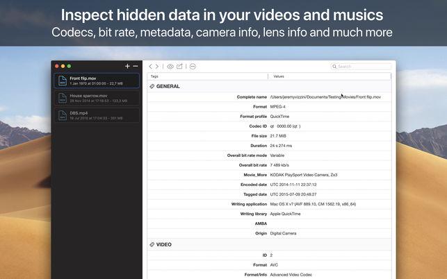 VideoScanV1.0 Mac版
