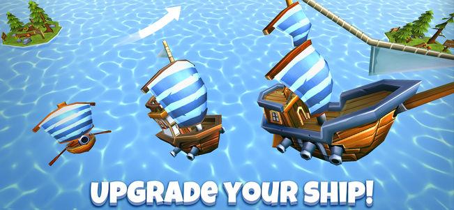 黑水海皇家船只V1.1 苹果版
