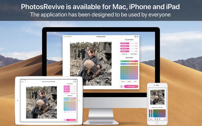 PhotosReviveV1.0 Mac版