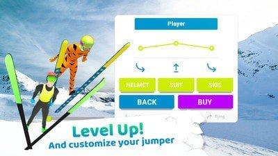 跳台滑雪竞技V4.1.23 安卓版