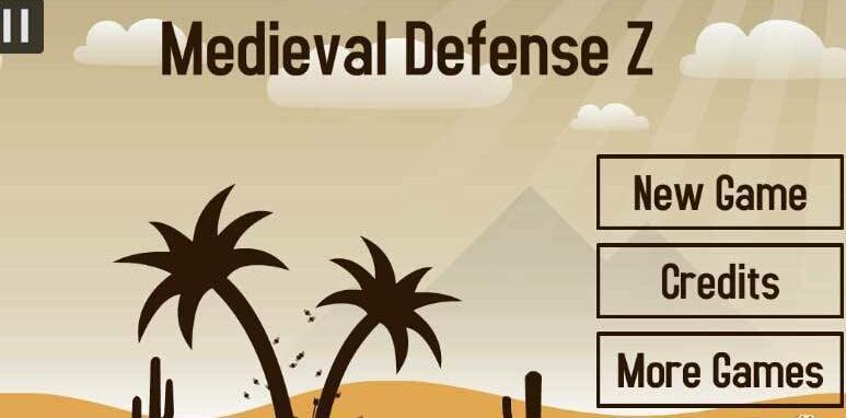中世纪的国防