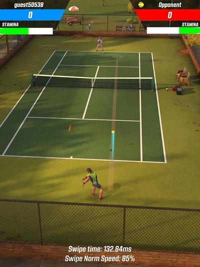 网球冲突V0.7.1 安卓版