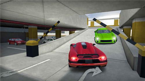 竞赛车驾驶模拟器V1.1 苹果版