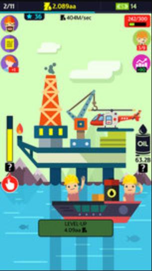闲置石油大亨V1.1.1 安卓版
