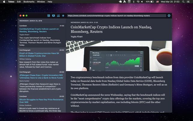 TokeoV1.0 Mac版