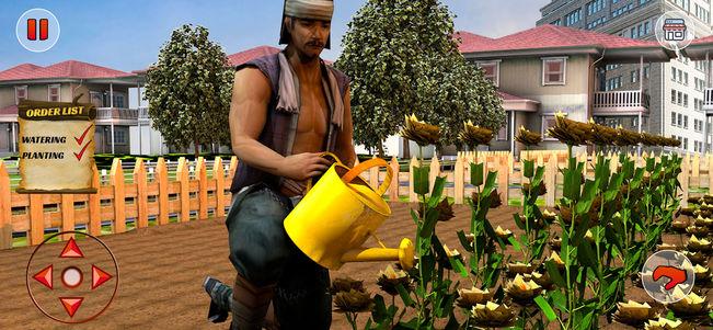 园丁工作模拟器V1.0 苹果版