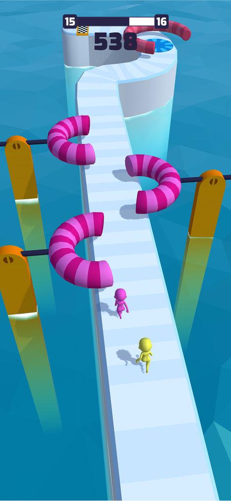 抖音趣味竞速3D(Fun Race 3D)V1.0 安卓版