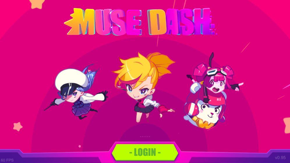 缪斯冲刺(Muse Dash)V1.0 破解版