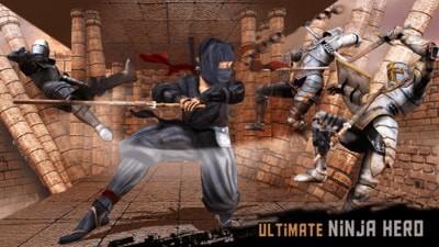忍者战士生存战争V1.0 安卓版