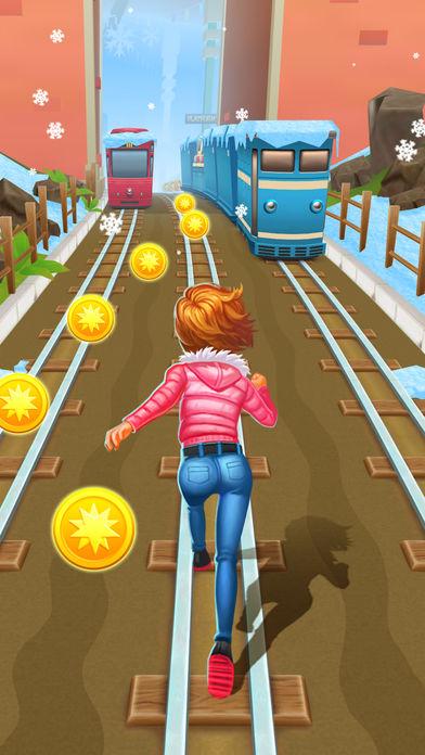 公主铁道酷跑V1.7.3 安卓版