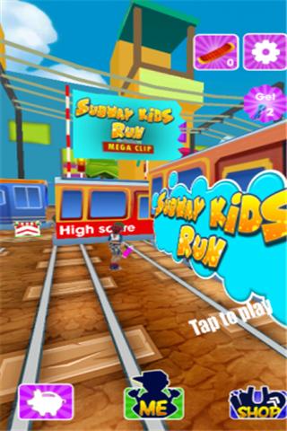 地铁小孩跑酷V1.0.11 安卓版