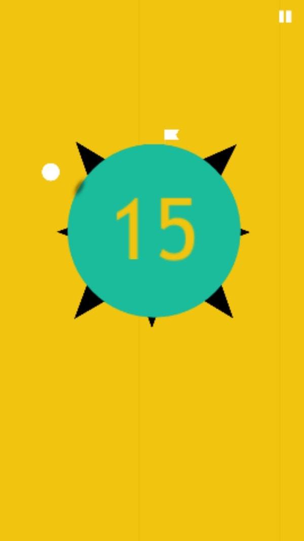 圆球跳跃V2.0 苹果版