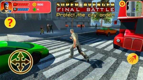 超凡能力英雄士兵V5.0.0 安卓版