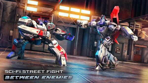 机器人变形战斗转换战争V1.1.4 安卓版