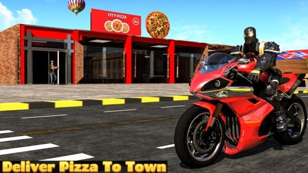 蜘蛛英雄披萨送货任务V2.5.5 安卓版