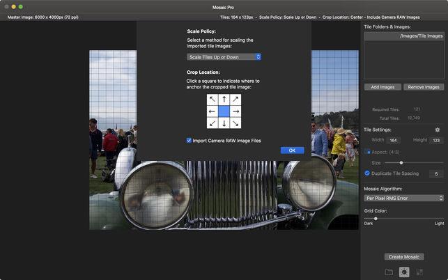 mosaicProV2.1.1 Mac版