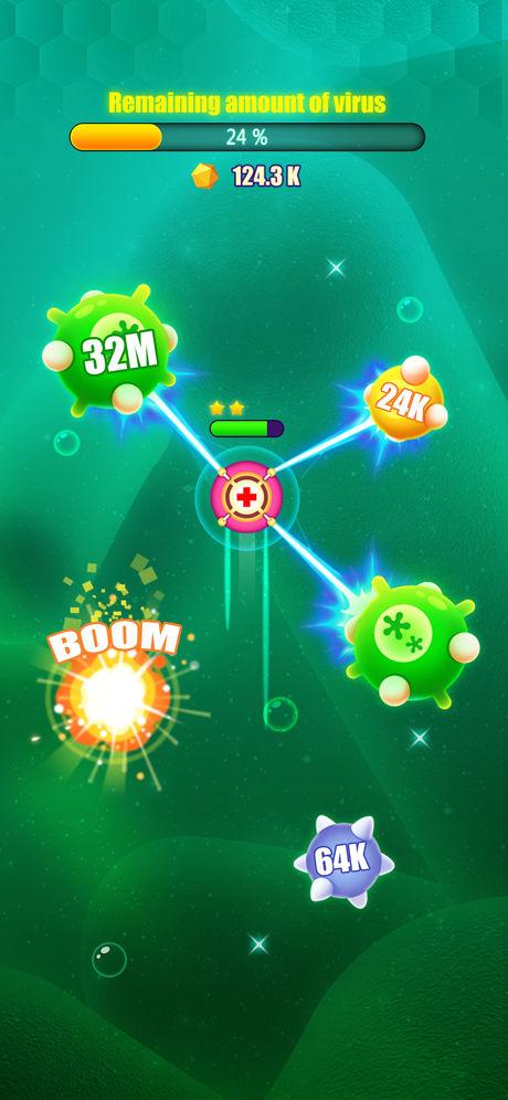 消灭细胞大作战V1.0 苹果版