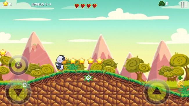小鸟跑吧V1.0.1 苹果版