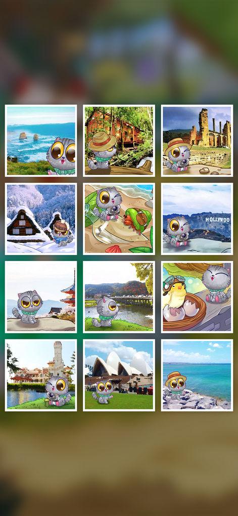 旅行猫咪V1.0 苹果版