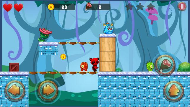 超级宠物熊猫冒险V1.0 苹果版