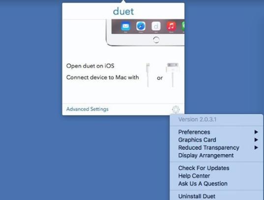 Duet DisplayV2.0.7.4 Mac版