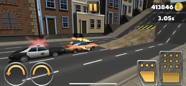特技汽车挑战赛3V3.09 苹果版