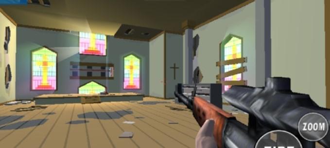 狙击手僵尸启示录V2.5 安卓版